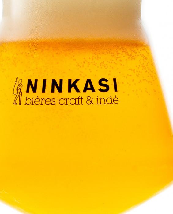 Bière Ninkasi Flower lager 33cl