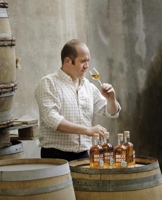 Whisky Ninkasi Whisky Chardonnay