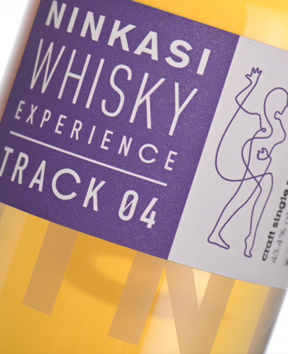 Whisky Ninkasi Track Ø4