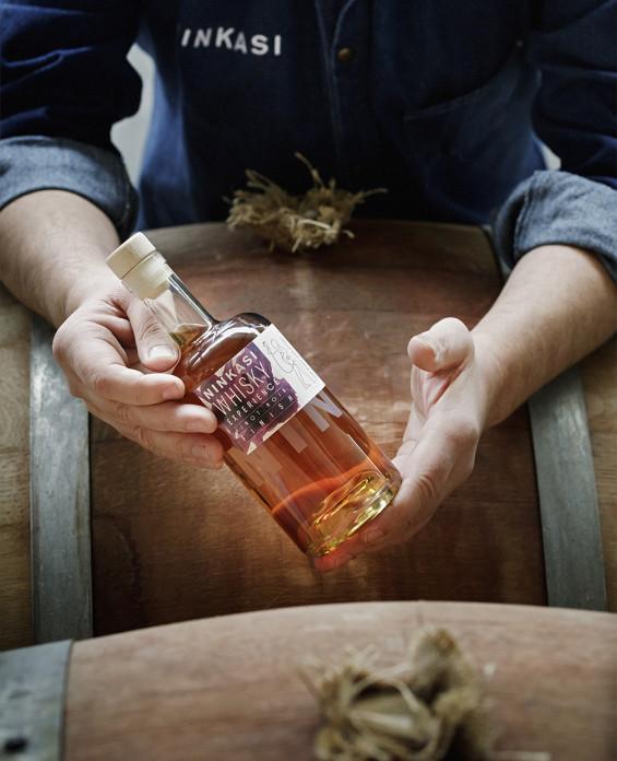 Whisky Ninkasi Pinot Noir Finish