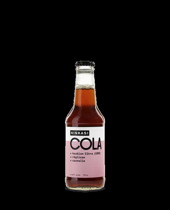 Soda Ninkasi Cola
