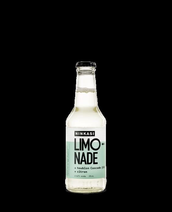 Soda Ninkasi Limonade