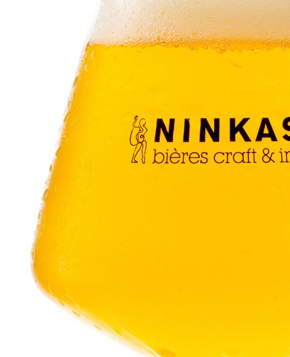 Bière Ninkasi Hefeweizen 33cl