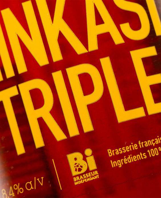 Bière Ninkasi Triple 33cl