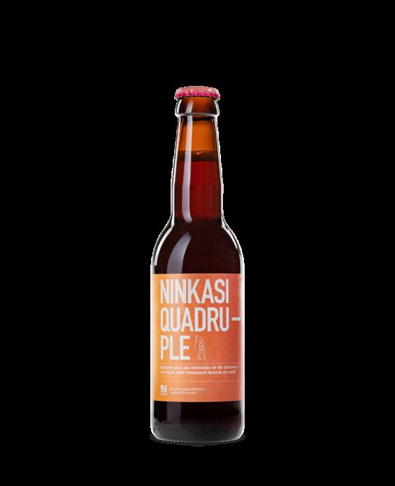Ninkasi Invictus glass