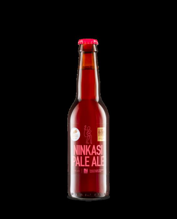 Bière Ninkasi Pale Ale 33cl