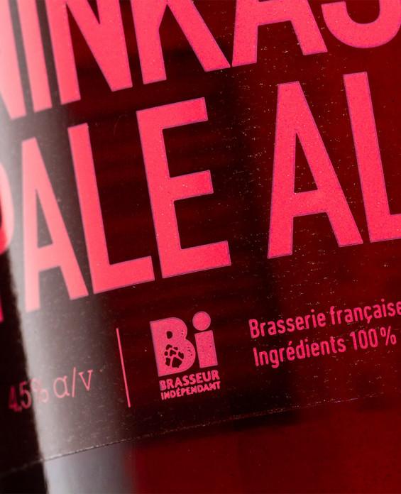 Bière Ninkasi Pale Ale 75cl