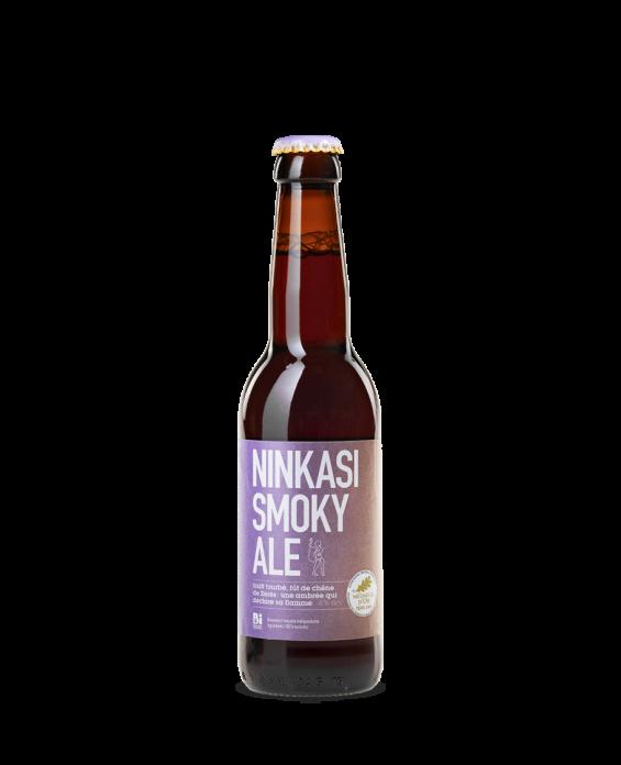 Bière Ninkasi Smoky Ale 33cl