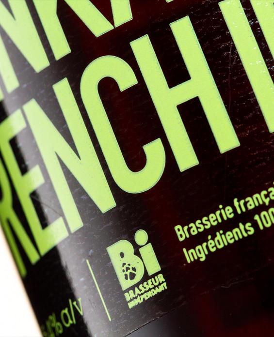 Bière Ninkasi French IPA 75cl