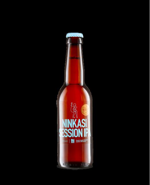 Bière Ninkasi Session IPA 33cl