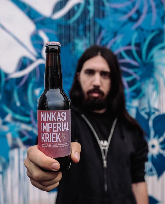 Bière Ninkasi Imperial Kriek 33cl
