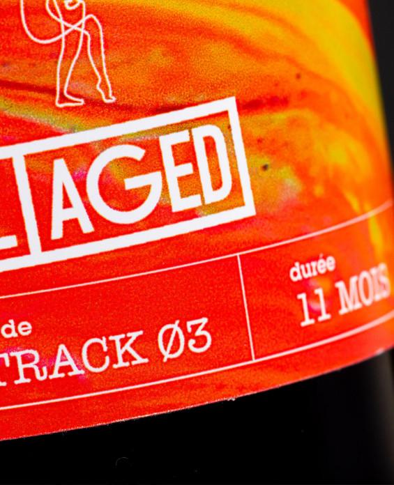 Bière Ninkasi Quadruple Barrel Aged 33cl
