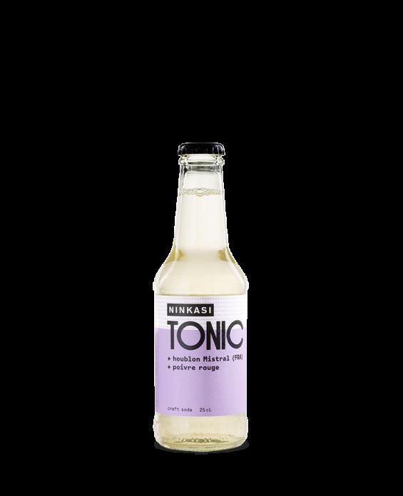 Soda Ninkasi Tonic