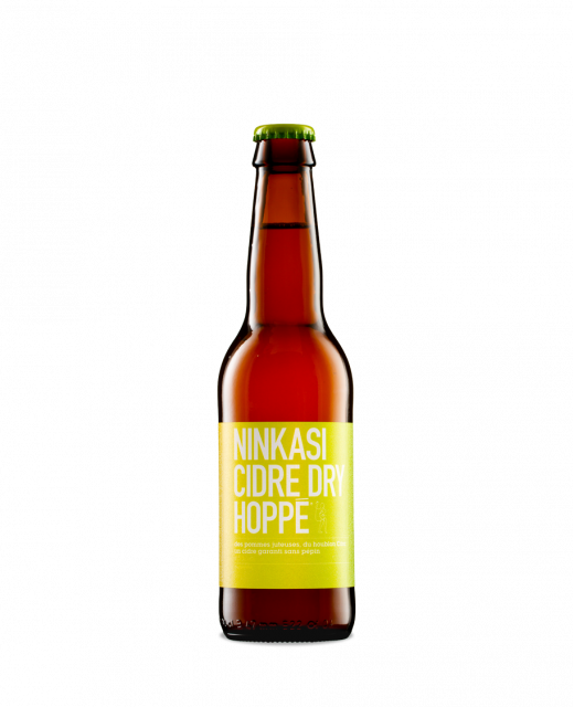 Ninkasi Cidre Dry Hoppé 33cl
