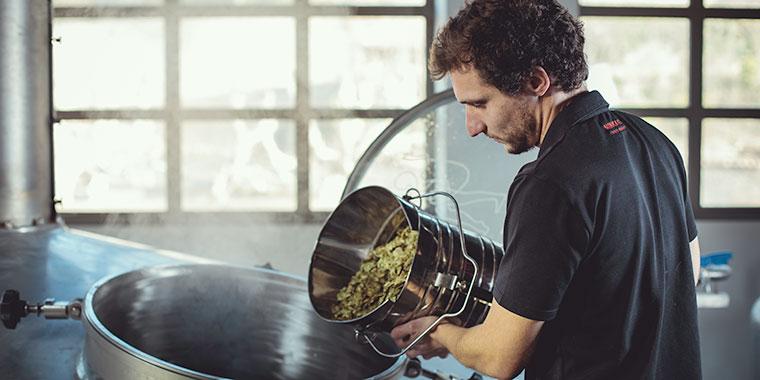 La Fabrique de bière Ninkasi