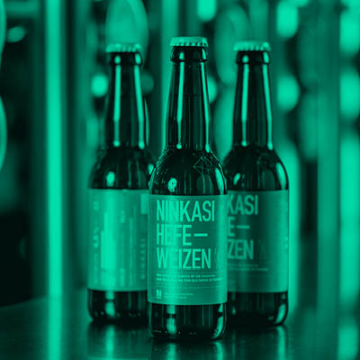 Bières Blanches Ninkasi