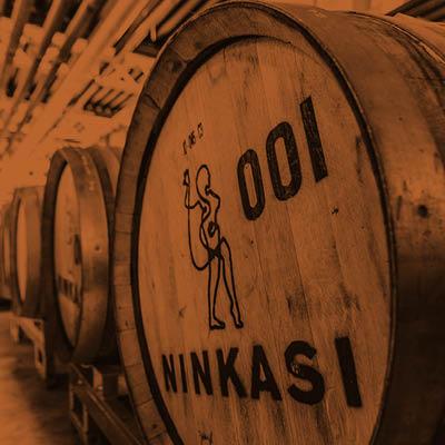 Bières vieillies en fût Ninkasi